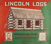 1910s Program Lincoln Logs