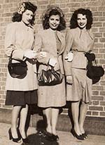 1940s Ladies Fashion