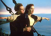 1990s Titanic Photo