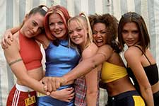 1990s Spice Girls Photo