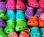 2000s Program Popular Croc Shoes