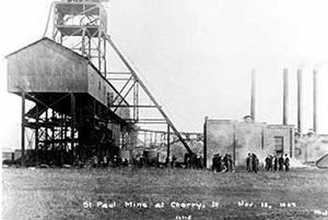Cherry Mine Disaster