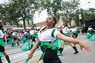 Bud Billiken Parade in Chicago