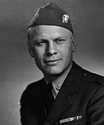 Gerald Ford Military 1945