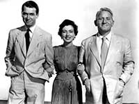 James Stewart Valentina Cortese and Spencer Tracy
