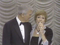 James Stewart with Carol Burnett