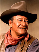 John Wayne Cowboy and Hero