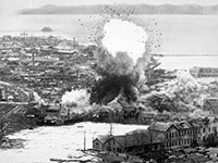 Korean War Bombing