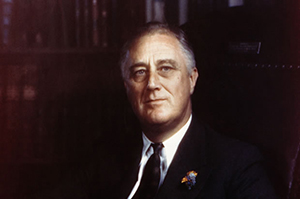 Franklin D. Roosevelt photo