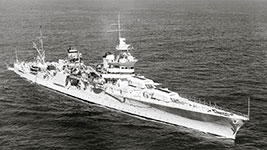 The USS Indianapolis Ship