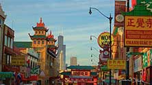 Chicago's China Town