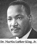 Doctor Martin Luther King, Jr.