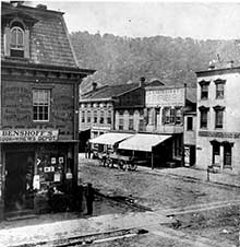 TheJohnstown Flood