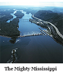 The Mighty Mississippi Presentation Photo