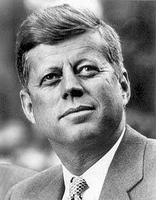 John F Kennedy Close-up Photo