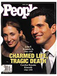 People Magazine Cover JFK Jr.
